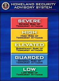 Terror Advisory