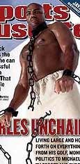 Barkley in chains?